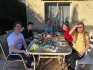1 - Kristina with kids
