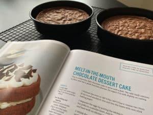 food - birthday cake 1