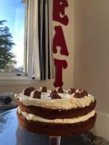 food - birthday cake 2