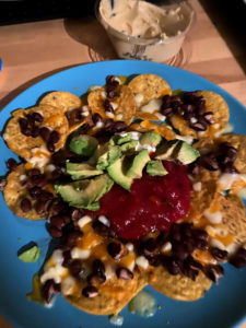 food - nachos