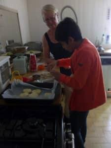 steve and jan moulding scones